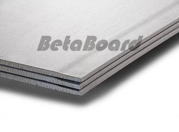 Image of drywall sheetrock for standard walls and ceilings product category page.
