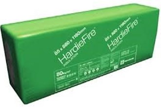 james hardie hardiefire insulation 420 x 1160 x 85mm - pack 5