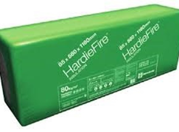 hardiefire insulation
