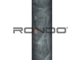 rondo 5mm galvanised suspension rod 3600mm