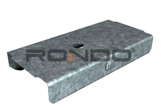 rondo section joiner to suit 16mm ceiling batten