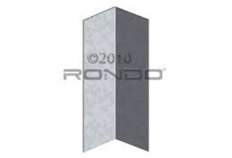 rondo 90° internal backing angle 2400mm