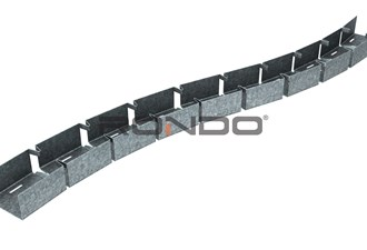 rondo 51mm x 3000mm .50 bmt flexible track