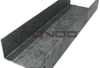 rondo 150mm x 3000mm 1.15bmt deflection head track