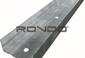 rondo 64mm x 3000mm 1.15bmt deflection head track