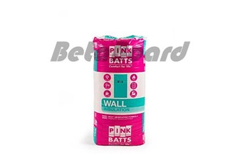 pink batts r1.5 1160mm x 580mm x 70mm 16.2m² insulation - 24 pack