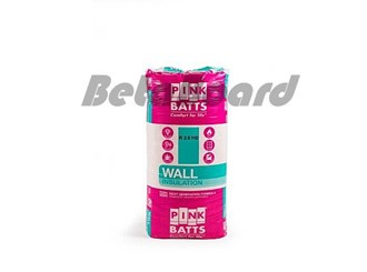 pink batts hd r2.0 1160mm x 580mm x 70mm 8.1m² insulation - 12 pack