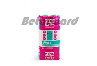 pink batts hd r2.5 1160mm x 580mm x 90mm 8.1m² insulation - 12 pack
