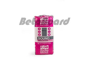 pink soundbreak batts r2.7 1160mm x 580mm x 90mm 5.39m² - 8 pack
