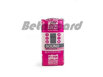 pink soundbreak batts r3.1 1160mm x 580mm x 110mm 4.04m² - 6 pack