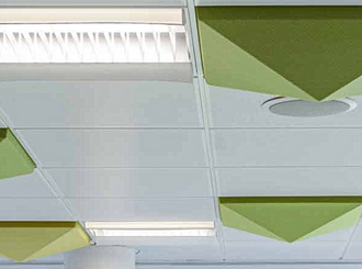 autex quietspace ceiling tile 595x595 design 5.37 box 8