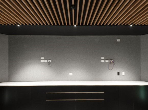 autex symphony 1220mm wide wall covering per lineal metre ( min 5 mtrs )