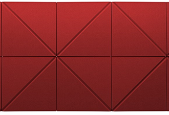 autex quietspace wall tile 575x575 design 5.53 box 6