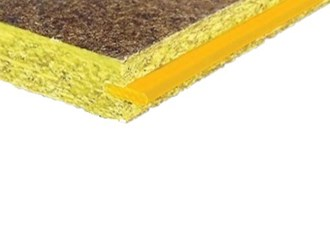 structaflor yellow tongue 19mm 3600x800