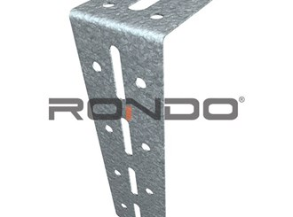 rondo xpress direct fix angle bracket 120x40mm xd27