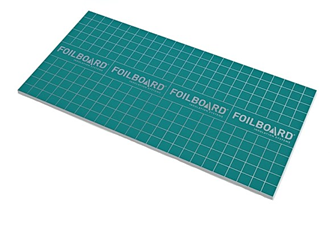 10mm foilboard standard 1200 x 2400mm  non_stocked item