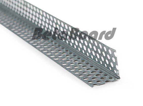 rondo 90° external corner bead perforated 3600mm