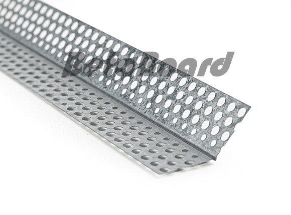 rondo 135° external corner bead perforated 3000mm