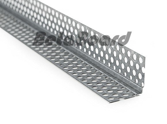 rondo 90° internal corner bead perforated 2700mm
