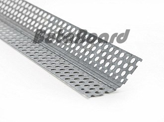 rondo 135° internal corner bead perforated 2400mm