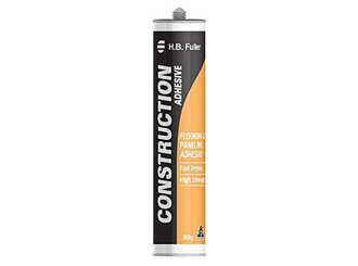 fullertrade construction adhesive 300gm cartridge
