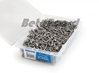30mm galvanised clouts 2.5kg packet