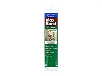 maxbond fast grip 420gm cartridge