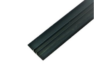 james hardie black pvc eaves joiner 3000mm x 6mm