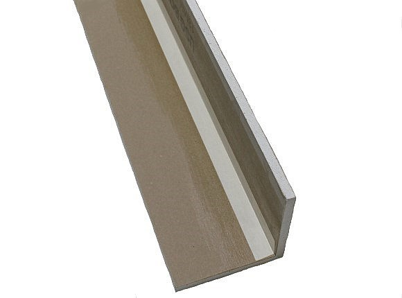 675x675x2400 13mm wet area plaster bulkhead right angle