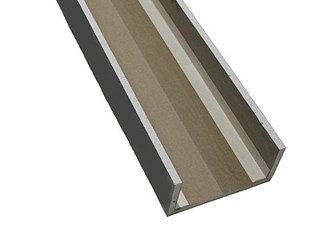 "200x200x200x2400 10mm sheetrock plaster bulkhead ""u"" shape"