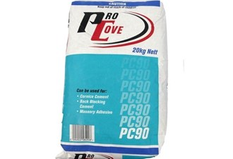 pro plaster pro cove cornice cement 90 minute 20kg bag