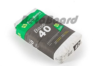 betaboard trade base 40 minute 20kg bag - limited stock available