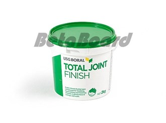 boral total joint finish 2kg bucket