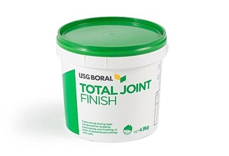 boral total joint finish 4.8kg bucket