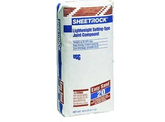 usg sheetrock easy sand basecoat 20 minute 8.1kg bag