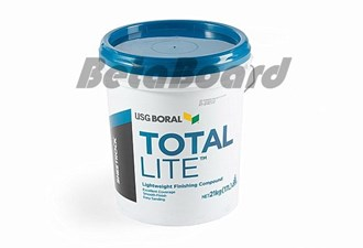 usg sheetrock total lite finishing 21kg bucket