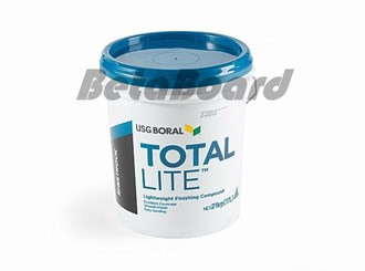 usg sheetrock total lite finishing 21kg bucket this product is temporarily out of stock