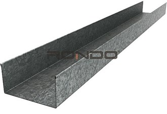 interwall 25mm def head track 3000 mm 0.55 bmt