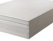 Stack of Fibre cement sheets | Fibre cement sheeting | Featured image for FIbre Cement Sheeting Product Category.