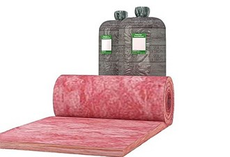 pink building blanket 15m x 1200mm x 100mm
