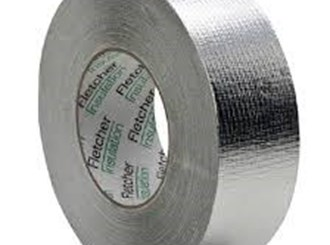 reinforced aluminium tape 48mm x 50m