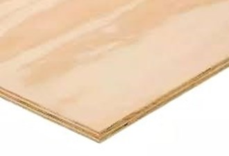 non structural cd ply  pine 2400mm x 1200mm 12mm
