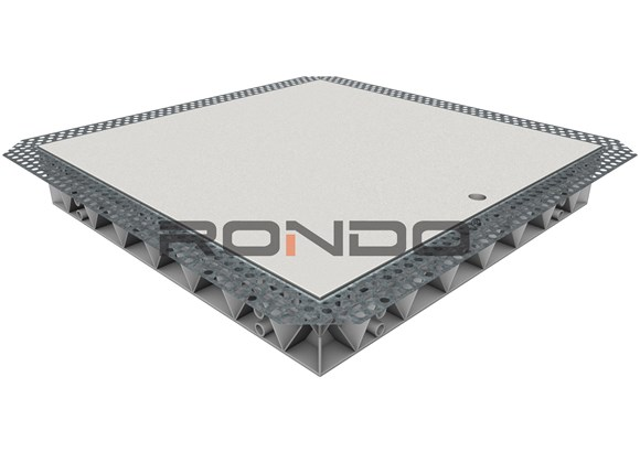 rondo mdf door 530 x 530mm set bead access panel