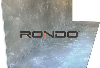 rondo 75mm x 75mm angle 2400mm .70bmt