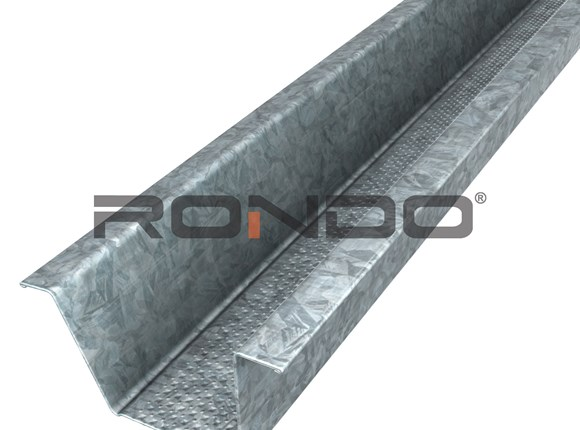 rondo 35mm ceiling batten 6000mm