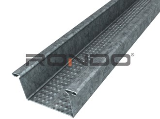rondo 48mm furring channel 4800mm
