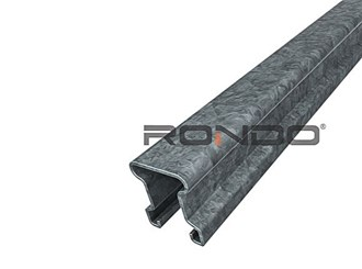 rondo 25mm top cross rail 4800mm