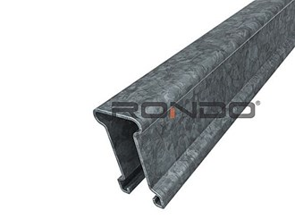 rondo 38mm top cross rail 4800mm