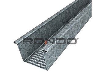 rondo 28mm furring channel 4800mm