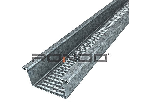 rondo 16mm furring channel 2700mm
